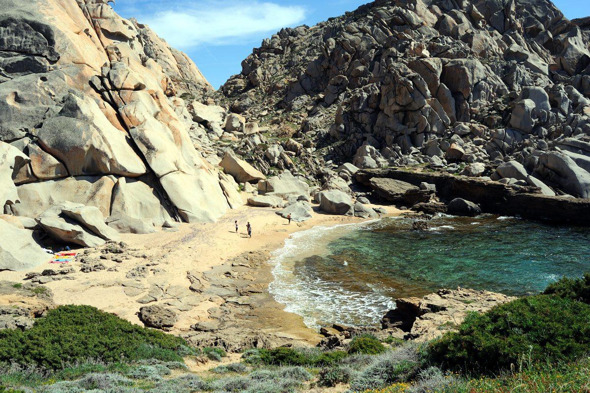 Le spiagge di Santa Teresa Gallura