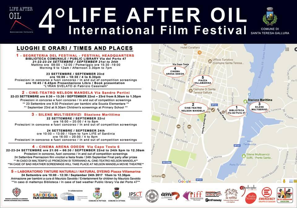 after oil festival