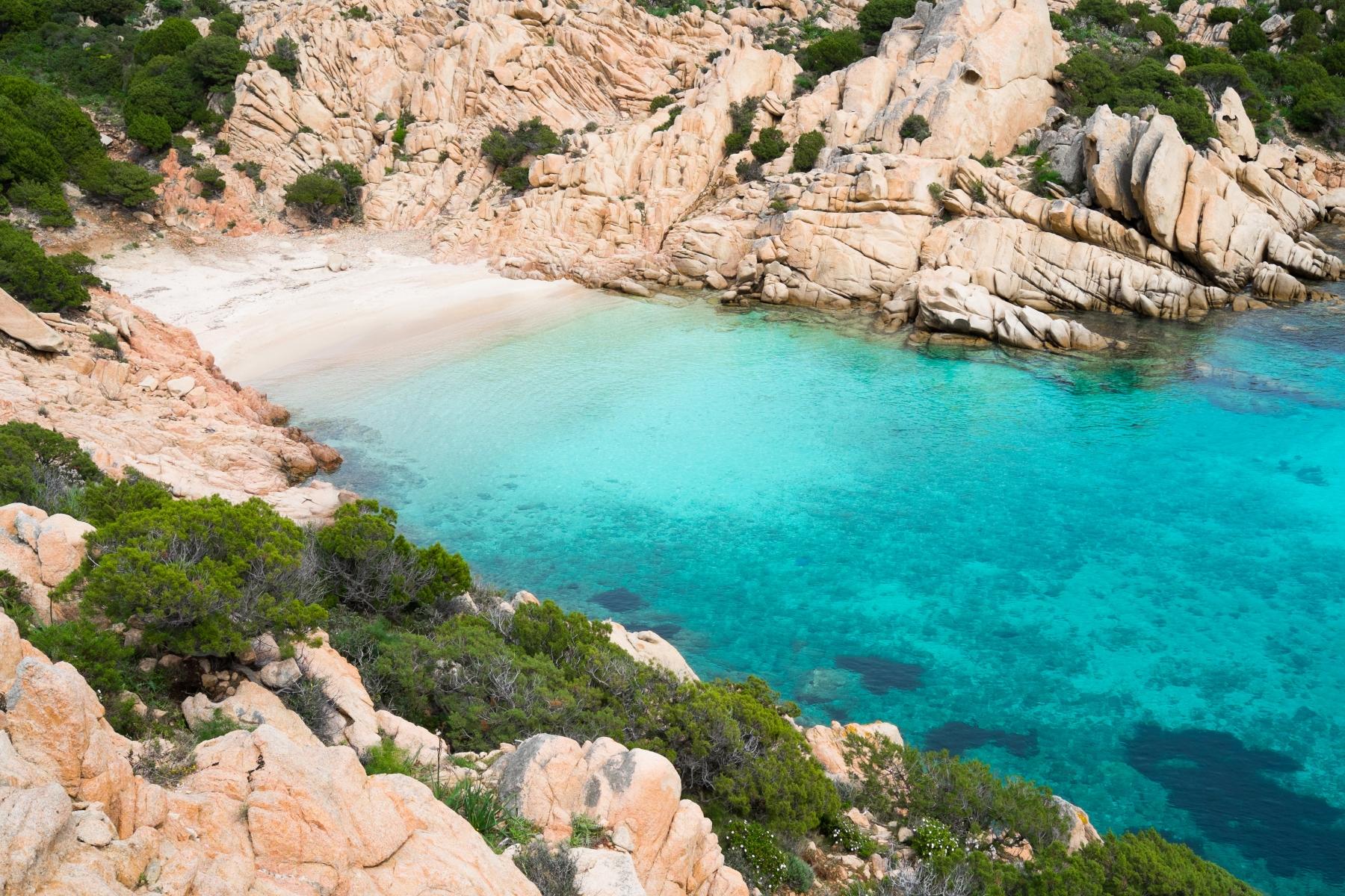 Cala Coticcio Sardegna